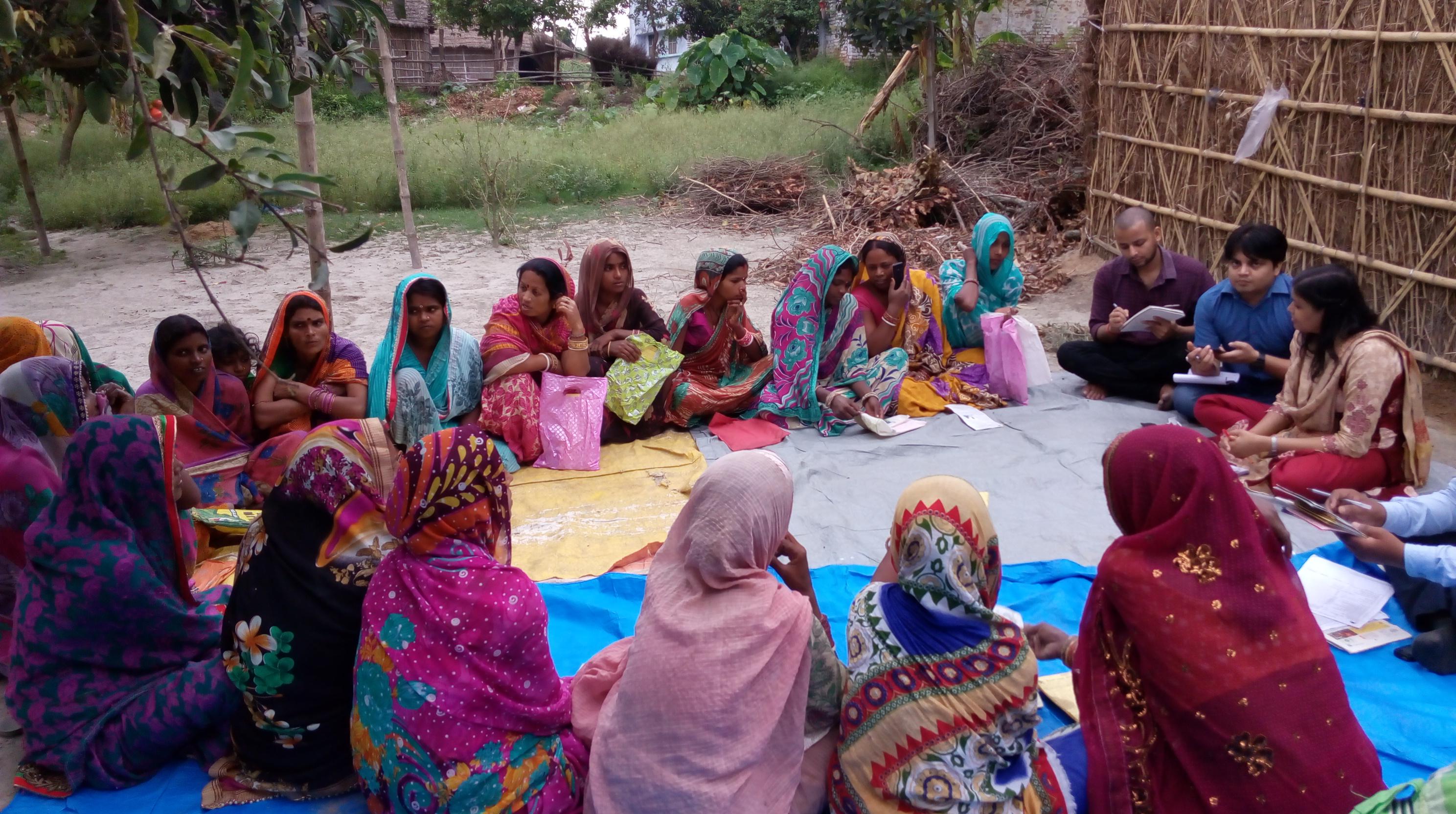 Punji ki Kunji: Engaging with MFI Clients to Change their Lives