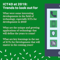 What's next in ICT4D
